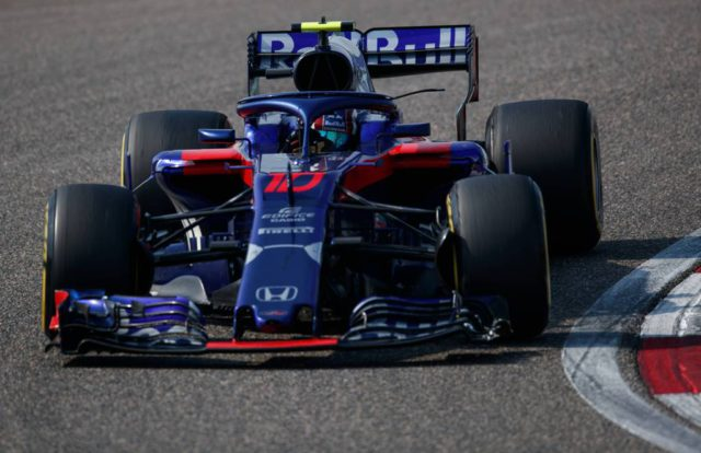 Pierre Gasly, Toro Rosso