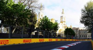 Baku City Circuit, Baku, Azerbaijan Grand prix