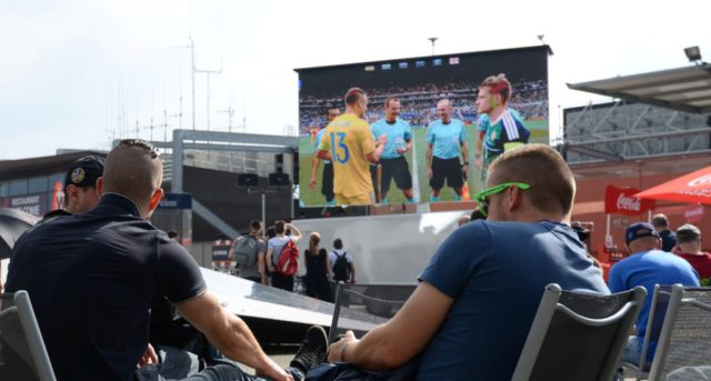 Le Mans, soccer, football, screen