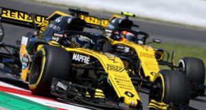 Nico Hulkenberg, Carlos Sainz, Renault