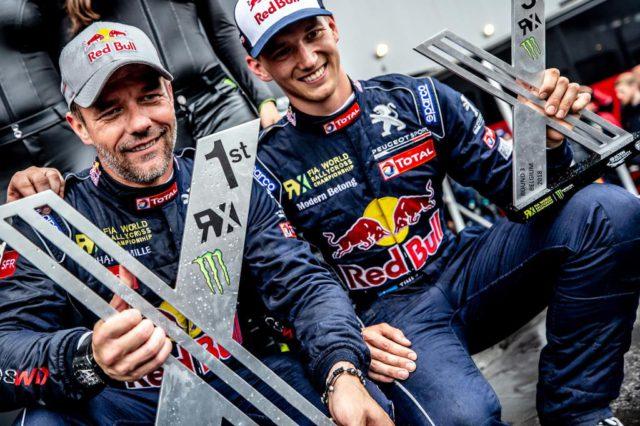 Sébastien Loeb, Timmy Hansen