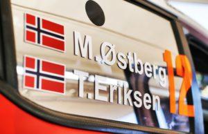 Mads Østberg, Torstein Eriksen