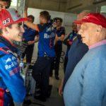 Marc Marquez, Niki Lauda