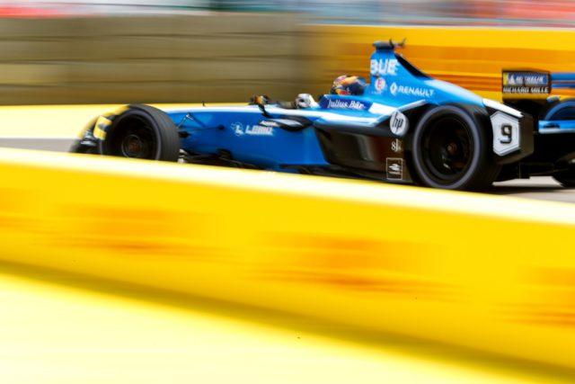Renault e.dams, Sebastien Buemi