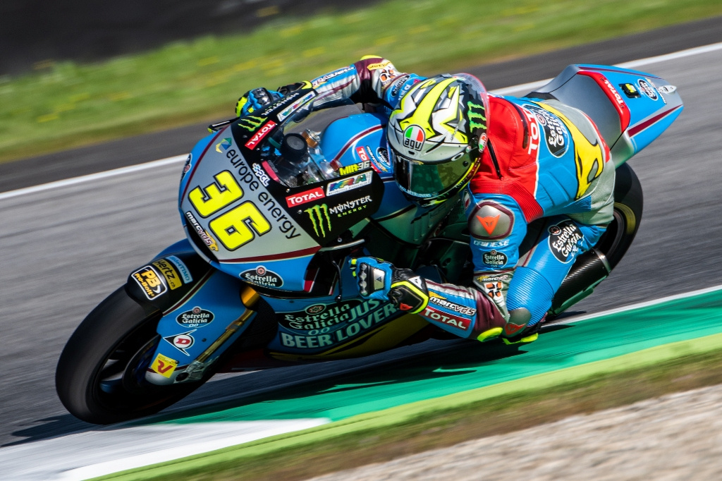 Joan Mir To Debut In Motogp With Suzuki For 2019 And 2020 News For Speed