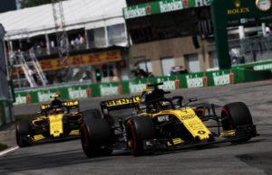 Renault, Nico Hulkenberg, Carlos Sainz