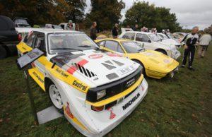 Llandudno, Wales Rally GB
