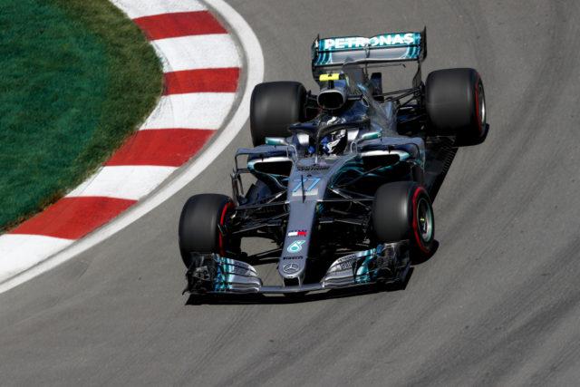 Mercedes, Valtteri Bottas