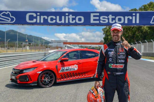 Honda Civic Type R, Tiago Monteiro