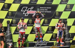 Andrea Dovizioso, Jorge Lorenzo, Marc Marquez