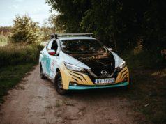 Marek Kaminski, Nissan LEAF