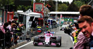 Force India, Esteban Ocon