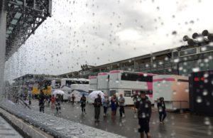 Italian Grand prix, Monza, paddock