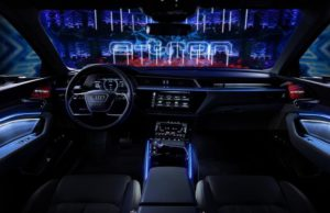 Audi e-tron, Amazon Alexa