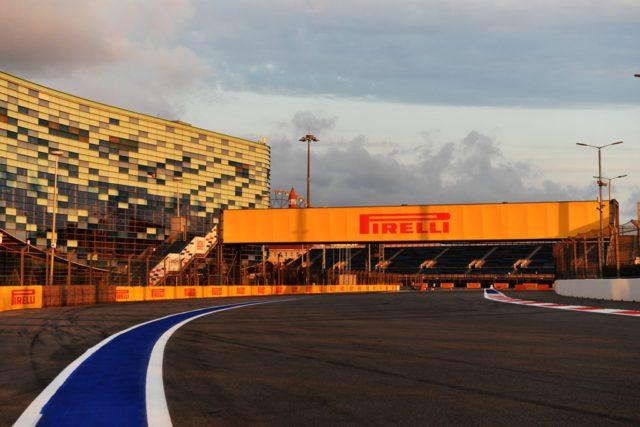 Pirelli, Russian Grand prix, Sochi, Sochi Circuit, Sochi Autodrom