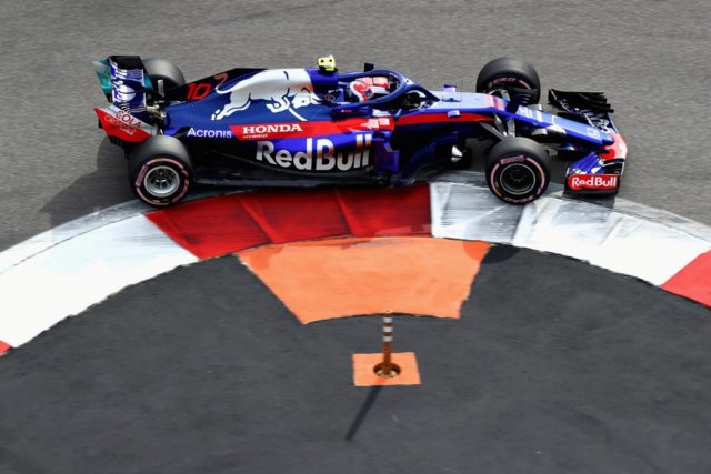 Toro Rosso Honda, Pierre Gasly