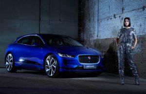 Dua Lipa, Jaguar I-Pace