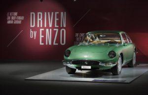 Driven by Enzo, Ferrari