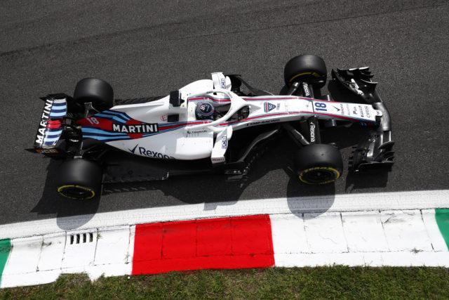 Williams, Lance Stroll