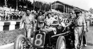 Tazio Nuvolari, 1934 Maserati 6C-34 GP Italia, Monza