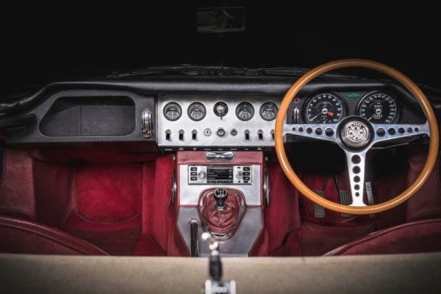 Jaguar and Land Rover Classic Infotainment System