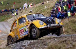 Bob Beales / David Vardy Volkswagen Oettinger GT - Bertie