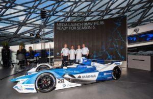 BMW i Motorsport launch