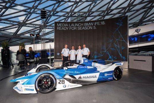 BMW i Motorsport launch