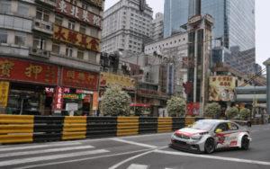 Ma Qing Hua,Citroen C-Elysee, Guia International Circuit, Macau