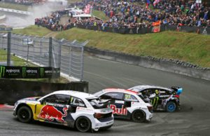 EKS Audi Sport, Mattias Ekström