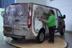 Elephant in the Transit, Ruddy Muddy, mental health awareness