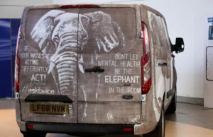 Elephant in the Transit, Ruddy Muddy, mental health awareness