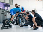 Patrick Lange, Ironman, Sauber Engineering