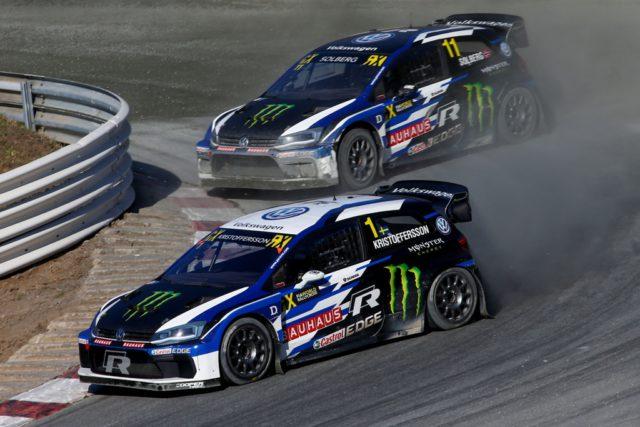 PSRX Volkswagen Sweden, Petter Solberg, Johan Kristoffersson
