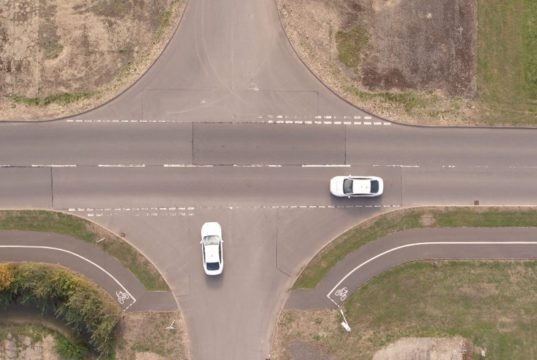 Intersection Priority Management, Ford