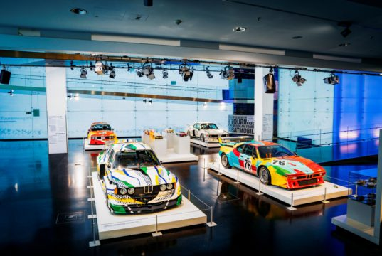 BMW Art Cars   How a vision became reality