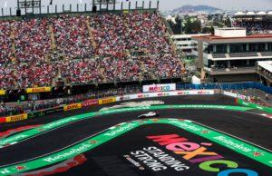 Autodromo Hermanos Rodriguez, Mexico, Mexico Grand prix