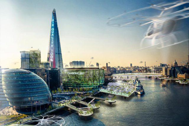 Jaguar electrified urban vision