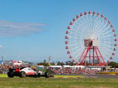 Romain Grosjean, Haas, Suzuka