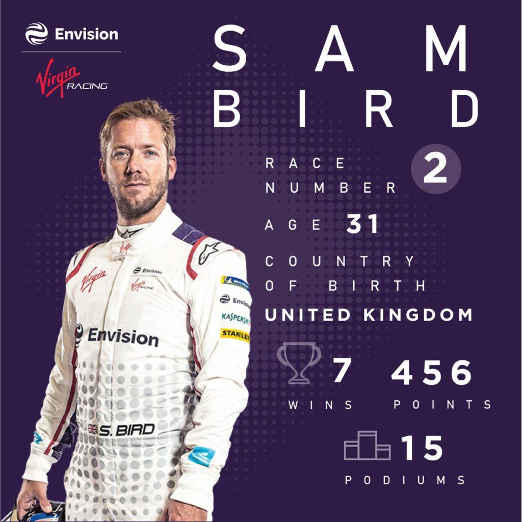 Sam Bird