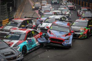 crash, Macau, WTCR
