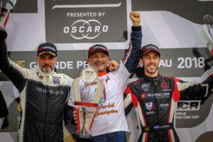 Esteban Guerrieri, Yvan Muller, Gabriele Tarquini