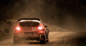 Citroen C3 WRC, Sebastien Ogier
