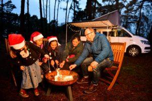 Claire Thomson, Matt Williamson, Volkswagen Christmas