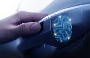 Hyundai fingerprint