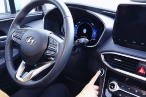 Hyundai fingerprint
