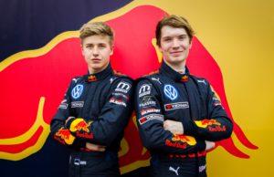 Dan Ticktum, Juri Vips, Honda Formula Dream