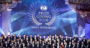 2018 FIA gala