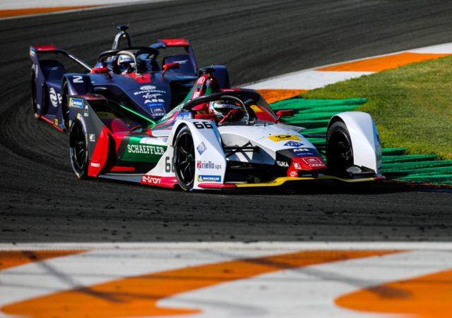 Audi Sport ABT Schaeffler, Daniel Abt