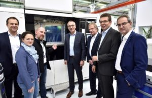 Volkswagen Toolmaking 3D printing center